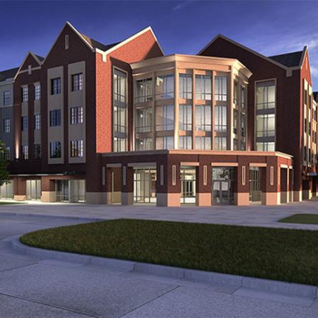 Norman Apartments | Cross OU