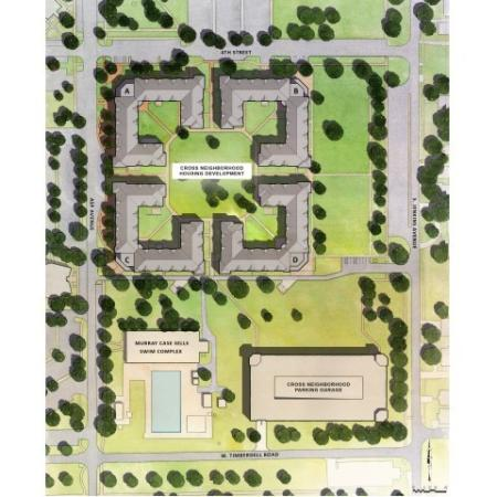 Expansive Grounds | Apartment Homes In Norman | Cross OU