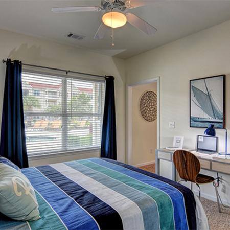 Aspire 349 bedroom