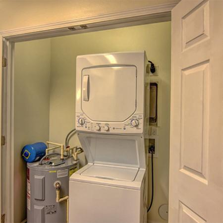 Aspire 349 washer and dryer