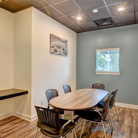 Aspire 349 conference room