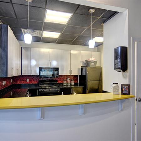Aspire 349 clubhouse kitchen