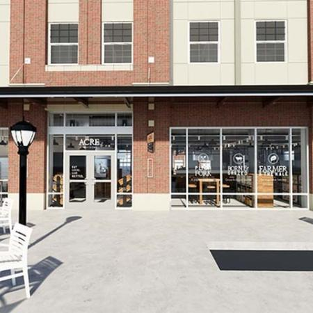 Paved Walking Trails | Apartments in Norman | Cross OU