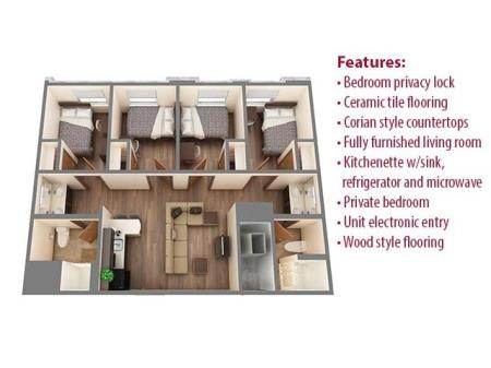 4x2 Suite