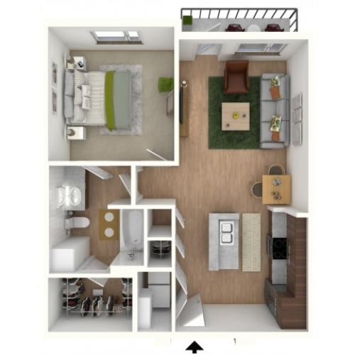 A2 - floor plan wfurniture display