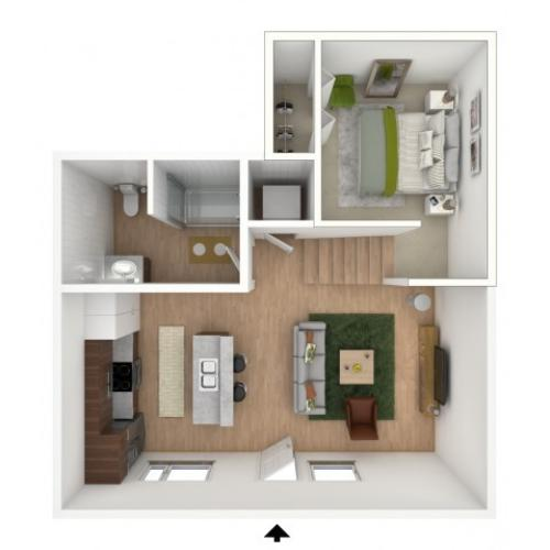 L3 - floor plan wfurniture display
