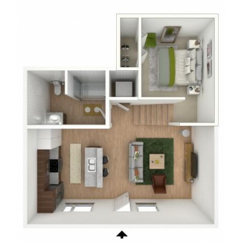 L3 - floor plan wfurniture display