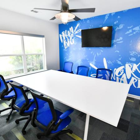 Resident Business Center | Apartments Near Uncw Wilmington Nc | Aspire 349
