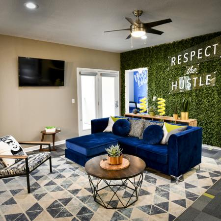 Spacious Resident Club House | Uncw Off Campus Housing | Aspire 349