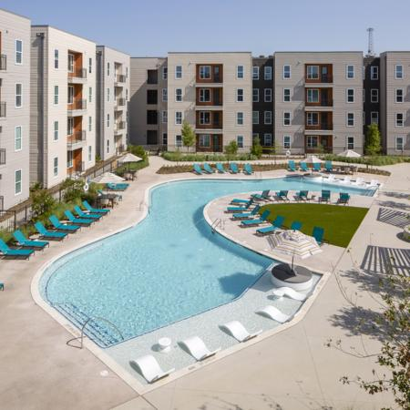Resort Style Pool | Apartments in Richardson | Northside