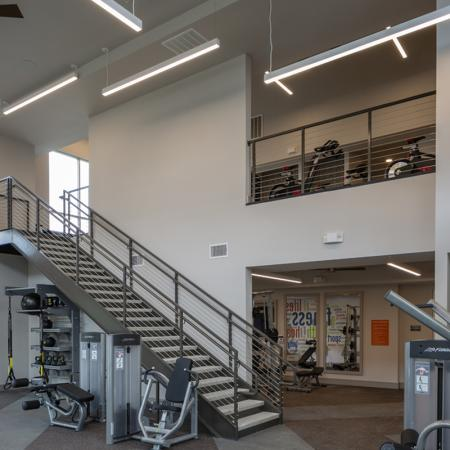 Fitness center | Apartments in Richardson | Northside
