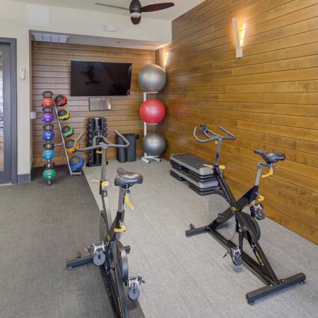 Resident Fitness Center | Apartment Homes In Richardson | Northside