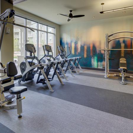 Community Fitness Center | Apartments in Richardson | Northside