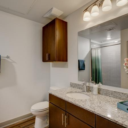 Luxurious Bathroom | Richardson Apartments | Northside