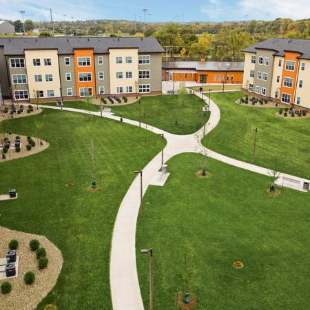 Two Bedroom Apartments Iowa City | Aspire at West Campus