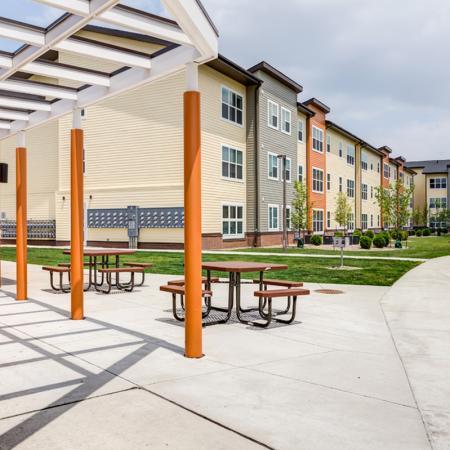 Resident Sun Deck | UIowa Off Campus Housing | Aspire at West Campus