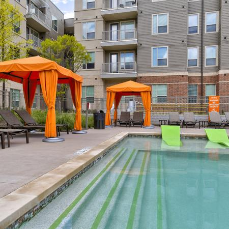 Swimming Pool | Richardson Texas Apartments for Rent | Northside