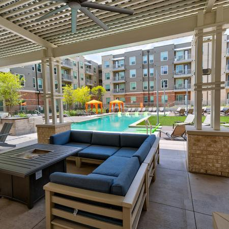 Resident Sun Deck | Apartment Homes In Richardson | Northside