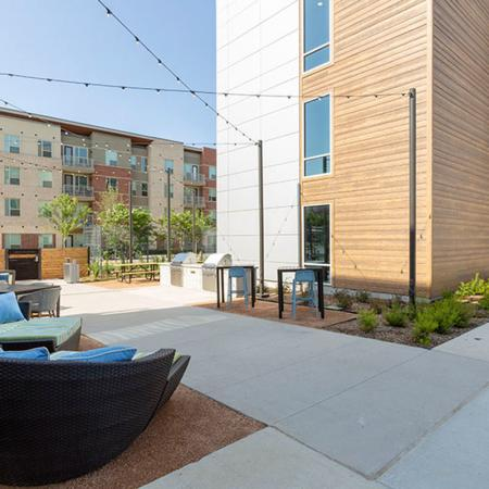 Outdoor BBQ | Apartments in Richardson | Northside