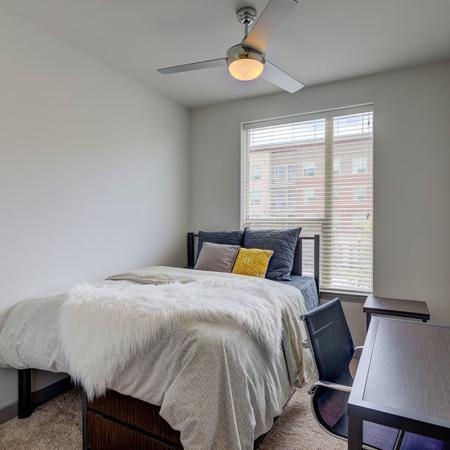 Luxurious Bedroom | Apartments in Richardson | Northside
