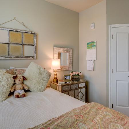 Spacious Bedroom | Richardson Texas Apartments | Northside
