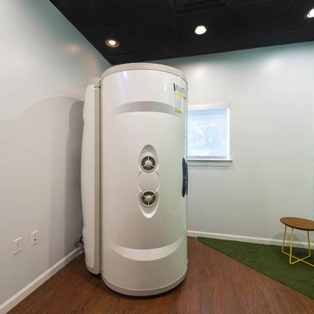 Resident Tanning Bed | Uncw Off Campus Housing | Aspire 349