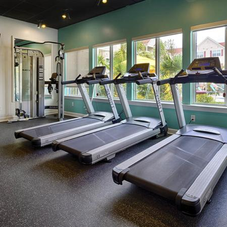 On-site Fitness Center | Apartments Near Uncw | Aspire 349