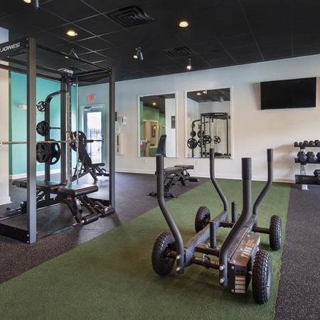 Community Fitness Center | Uncw Off Campus Housing | Aspire 349