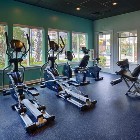 Cutting Edge Fitness Center | Apartments Near Uncw Campus | Aspire 349