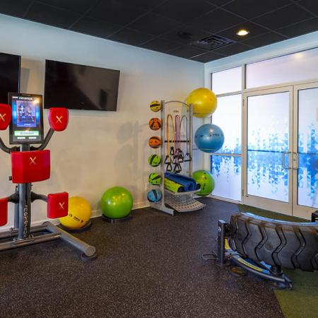 State-of-the-Art Fitness Center | Uncw Off Campus Apartments | Aspire 349