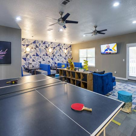 Resident Game Room | Uncw Off Campus Housing | Aspire 349