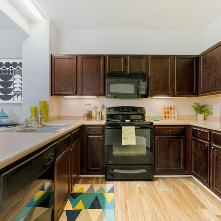 State-of-the-Art Kitchen | Apartments Near Uncw Campus | Aspire 349