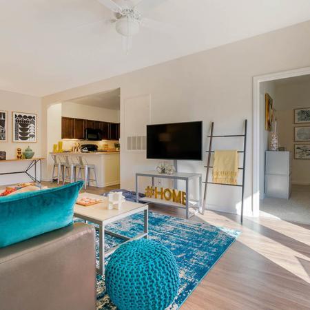 Elegant Living Area   Apartments Wilmington, NC   Aspire 349