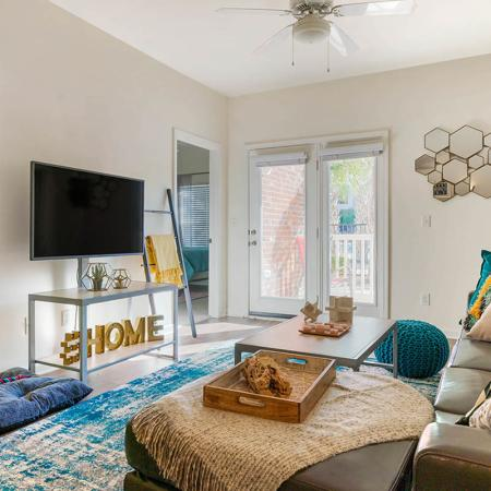 Spacious Living Area   Apartments Homes for rent in Wilmington, NC   Aspire 349