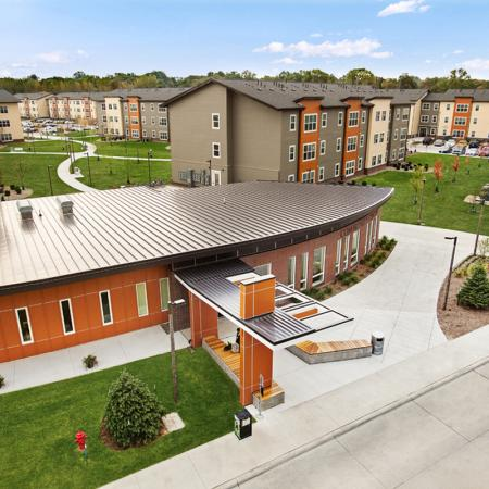 UIowa Faculty Housing | Aspire at West Campus