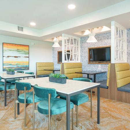 Northside Plus - Community Lounge