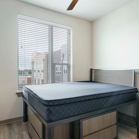 Apex Deluxe Smart 1x1 - Bedroom