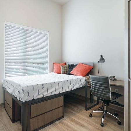 Juno Deluxe Smart 2x2 - Bedroom