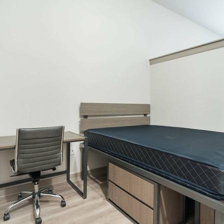 Stellar Smart Studio 503 bedroom