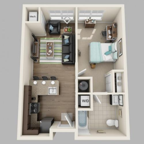 Floor Plan 3 | Twin River