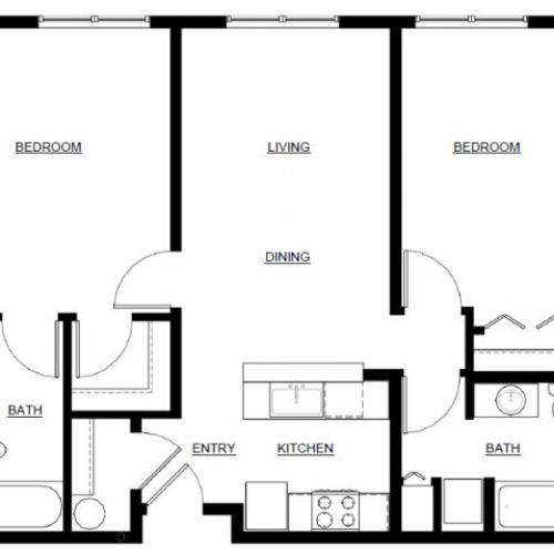 15 West Apartments