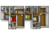 4 Bedroom with Loft