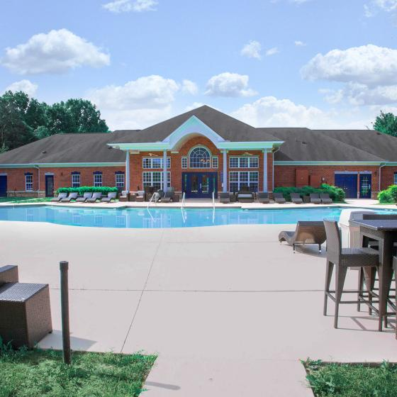 Resort Style Pool | Apartments Near Mtsu | Vie at Murfreesboro