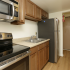 State-of-the-Art Kitchen | Apartments Ferris State University | Hillcrest Oakwood Property