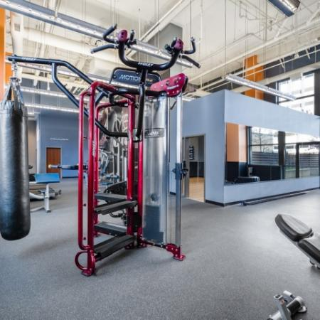 State-of-the-Art Fitness Center | Apartment Homes in Hyattsville, MD | Vie at University Towers LLC