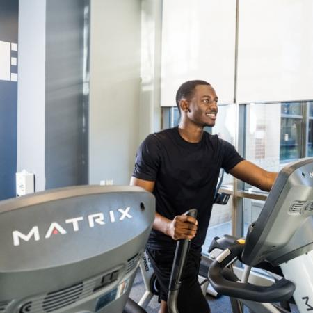 Community Fitness Center | Apartment in Hyattsville, MD | Vie at University Towers LLC