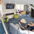 Vie Towers Social Lounge | Apartments Hyattsville, MD