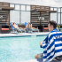 Vie Towers Rooftop Swimming Pool | Apartments Hyattsville, MD