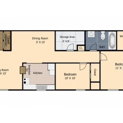 Cranberry Run Apartments