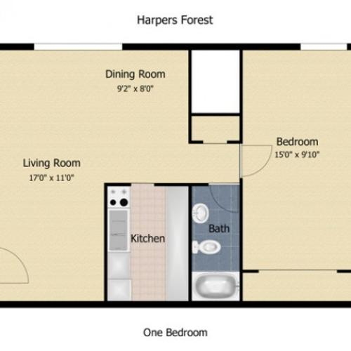 Harpers Forest Apartments